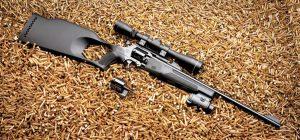 Разрешение на нарезное оружие