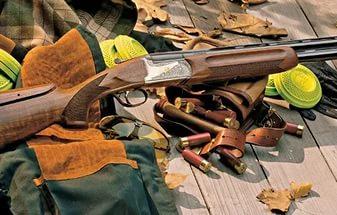 12 Gauge Shotgun.