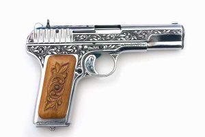 Модели оружия сертифицированные, как ОООП